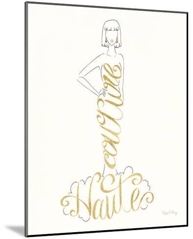 Stylish Sayings IV-Elyse DeNeige-Mounted Art Print