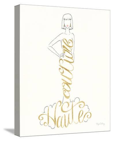 Stylish Sayings IV-Elyse DeNeige-Stretched Canvas Print
