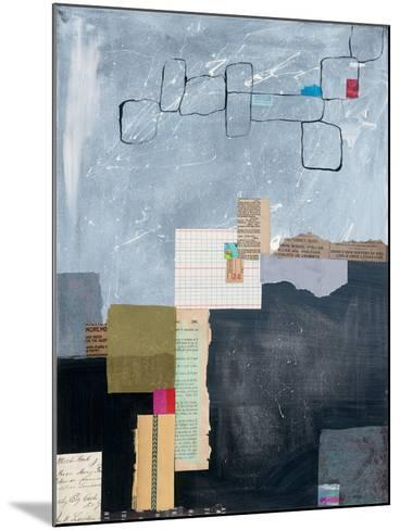 Block Abstract I-Courtney Prahl-Mounted Art Print