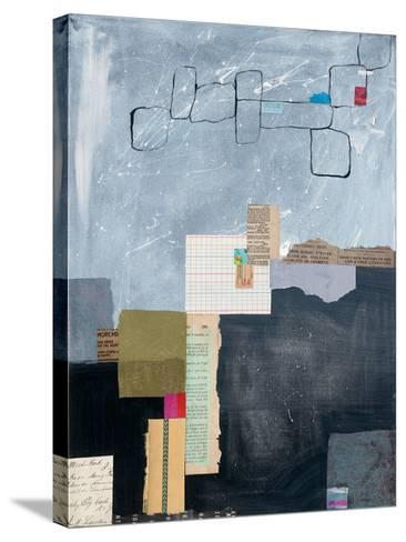 Block Abstract I-Courtney Prahl-Stretched Canvas Print