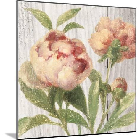 Scented Cottage Florals I Crop-Danhui Nai-Mounted Art Print