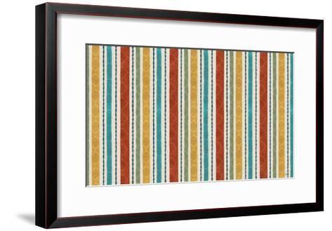 Mediterranean Flair XXII-Daphne Brissonnet-Framed Art Print