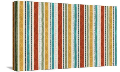 Mediterranean Flair XXII-Daphne Brissonnet-Stretched Canvas Print