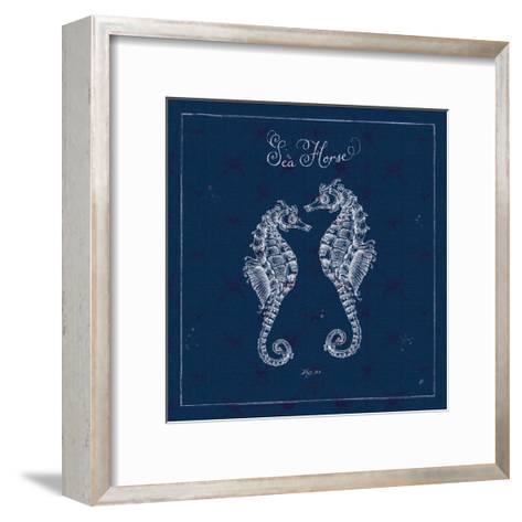 Underwater Life XIII-Daphne Brissonnet-Framed Art Print