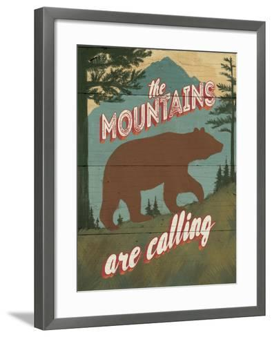 Discover the Wild I-Janelle Penner-Framed Art Print