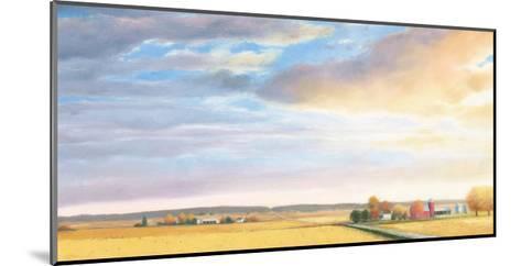 Heartland Landscape Sky-James Wiens-Mounted Art Print