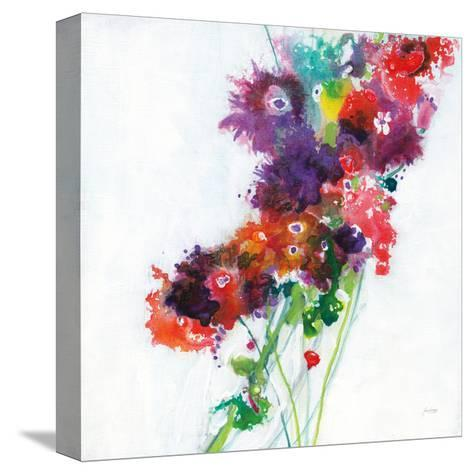 Growing Wild-Jan Griggs-Stretched Canvas Print