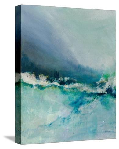 Silver Fog-Jan Griggs-Stretched Canvas Print