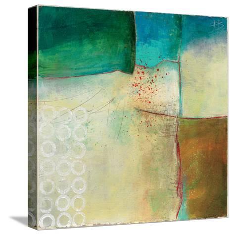 Circles III-Jane Davies-Stretched Canvas Print