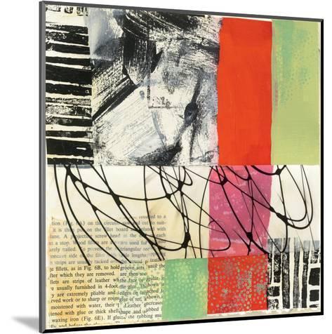 Today-Jane Davies-Mounted Art Print