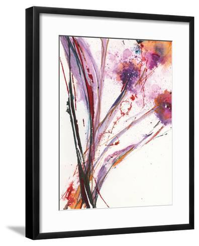 Floral Explosion III-Jan Griggs-Framed Art Print