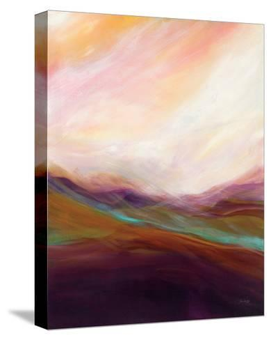 The Dunes-Jan Griggs-Stretched Canvas Print