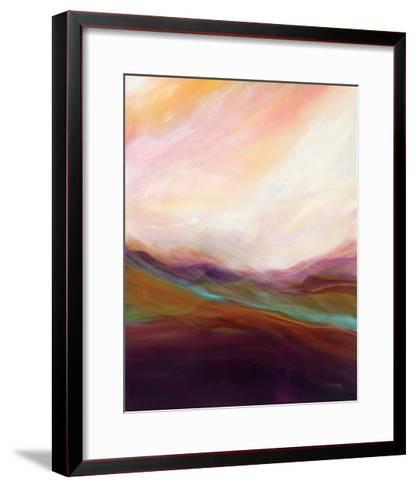 The Dunes-Jan Griggs-Framed Art Print
