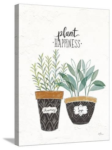 Fine Herbs IV-Janelle Penner-Stretched Canvas Print