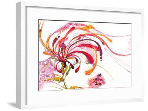 Moving and Shaking Bright on White Crop-Jan Griggs-Framed Art Print