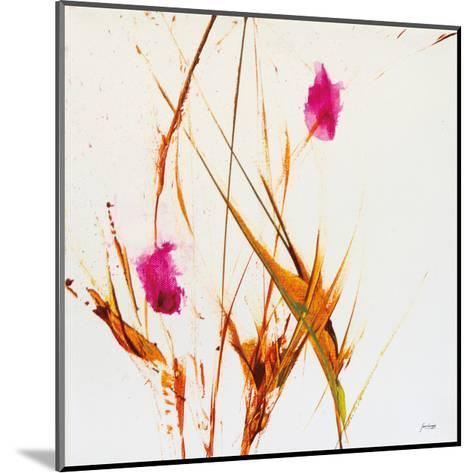 Pink Buds II-Jan Griggs-Mounted Art Print