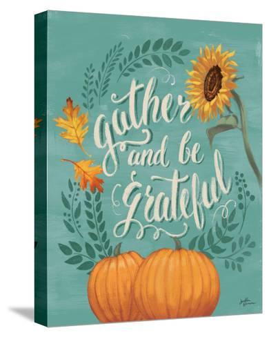 Harvest Delight I No Wood-Janelle Penner-Stretched Canvas Print