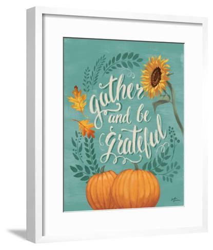 Harvest Delight I No Wood-Janelle Penner-Framed Art Print
