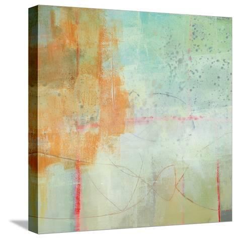 The Field III Crop-Jane Davies-Stretched Canvas Print