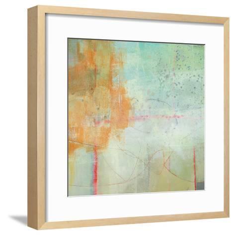 The Field III Crop-Jane Davies-Framed Art Print