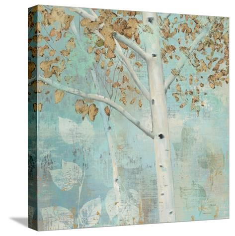 Golden Forest I-James Wiens-Stretched Canvas Print