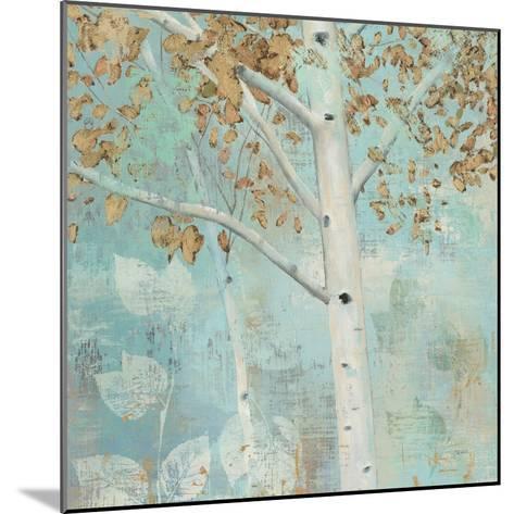 Golden Forest I-James Wiens-Mounted Art Print