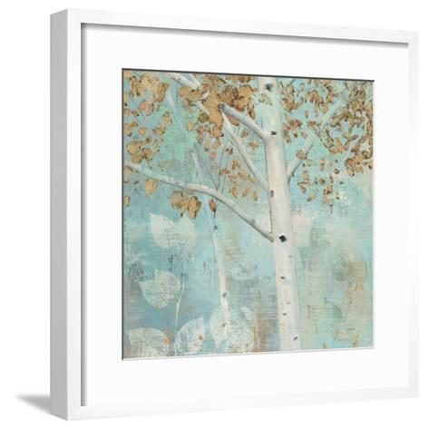 Golden Forest I-James Wiens-Framed Art Print