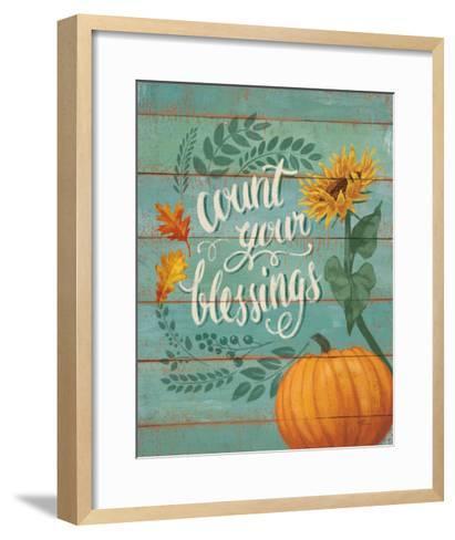 Harvest Delight IV-Janelle Penner-Framed Art Print