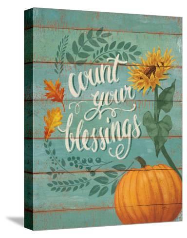 Harvest Delight IV-Janelle Penner-Stretched Canvas Print