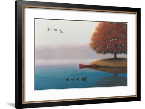 Early in the Morning-James Wiens-Framed Art Print