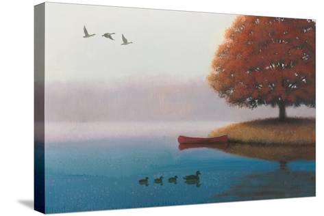 Early in the Morning-James Wiens-Stretched Canvas Print