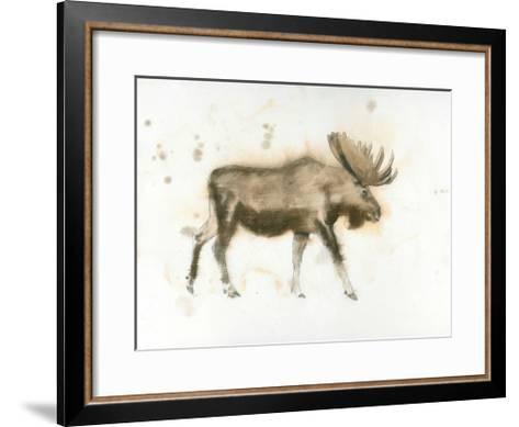 Moose Art Print by James Wiens | Art.com
