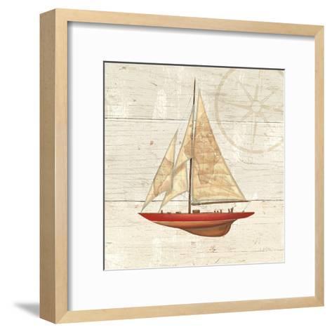 Nautique II-James Wiens-Framed Art Print