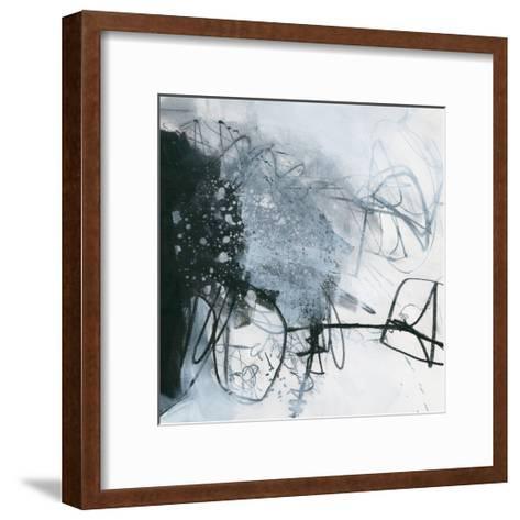 Whats Happening III-Jane Davies-Framed Art Print