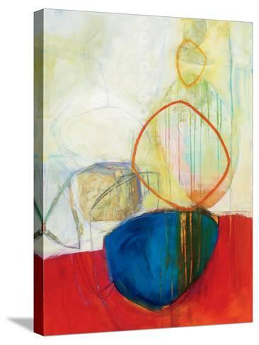 Circle Tower-Jane Davies-Stretched Canvas Print