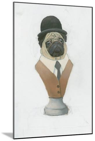 Canine Couture III-Emily Adams-Mounted Art Print