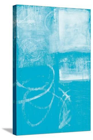 A Wintry Day IV Light Blue-Jane Davies-Stretched Canvas Print