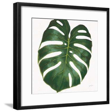 Welcome to Paradise XIII on White-Janelle Penner-Framed Art Print