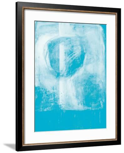 A Wintry Day I Light Blue-Jane Davies-Framed Art Print