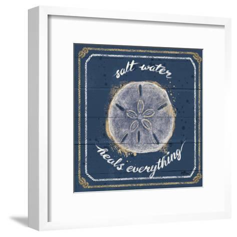 Calm Seas IV-Janelle Penner-Framed Art Print
