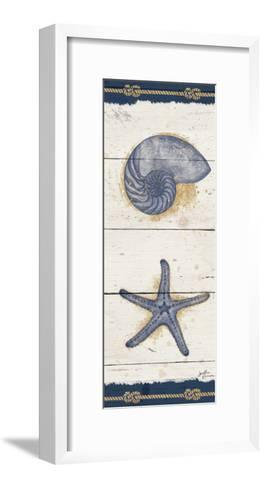 Calm Seas VII-Janelle Penner-Framed Art Print