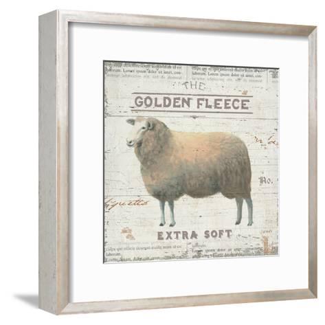 On the Farm IV-James Wiens-Framed Art Print