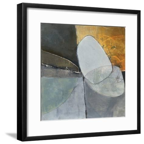 Abstract Pebble II-Jane Davies-Framed Art Print