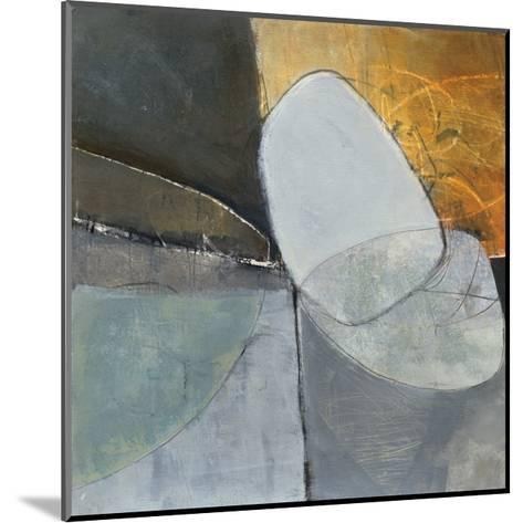 Abstract Pebble II-Jane Davies-Mounted Art Print
