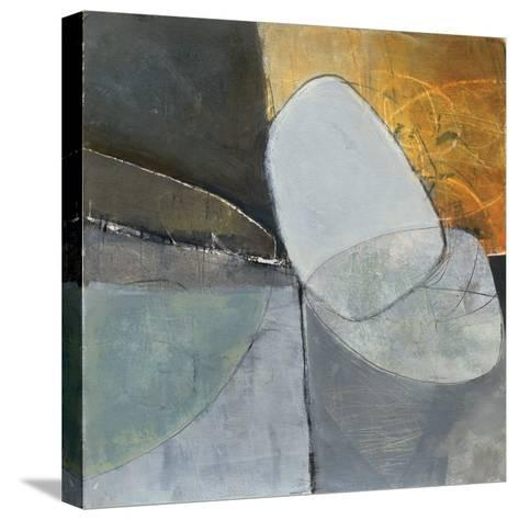 Abstract Pebble II-Jane Davies-Stretched Canvas Print