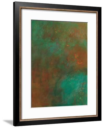 kSID18229 Autumn Reflection II-Jane Davies-Framed Art Print
