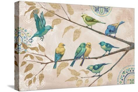 Fly Away I-Janelle Penner-Stretched Canvas Print