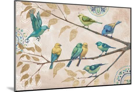 Fly Away I-Janelle Penner-Mounted Art Print