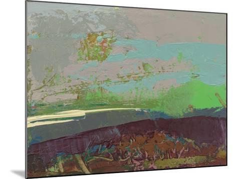 Ceide Study XVI-Grainne Dowling-Mounted Art Print