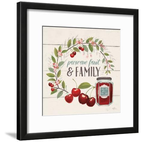 Sweet Life III-Janelle Penner-Framed Art Print